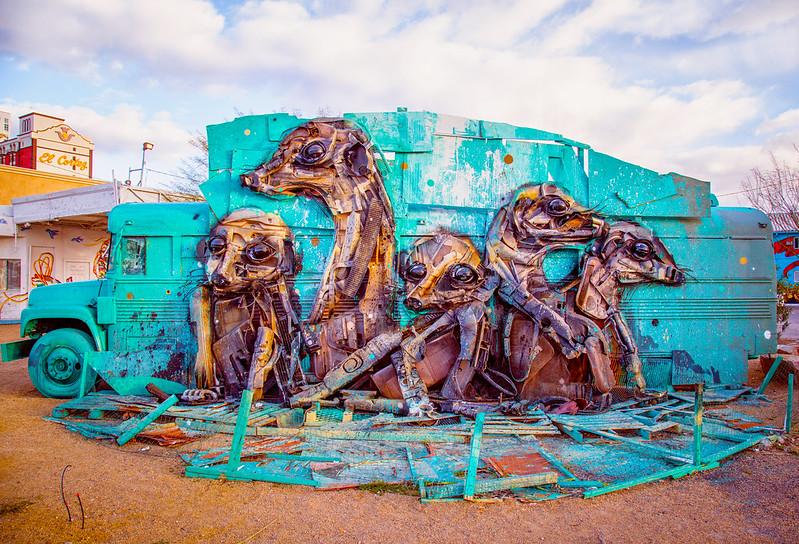 Street Art , Las Vegas