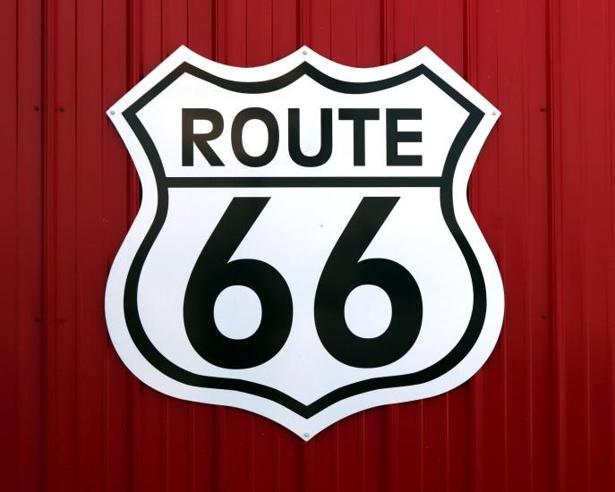 Route 66, Tulsa