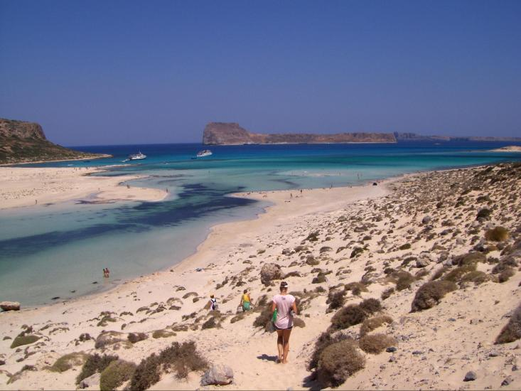 Best beaches in Crete
