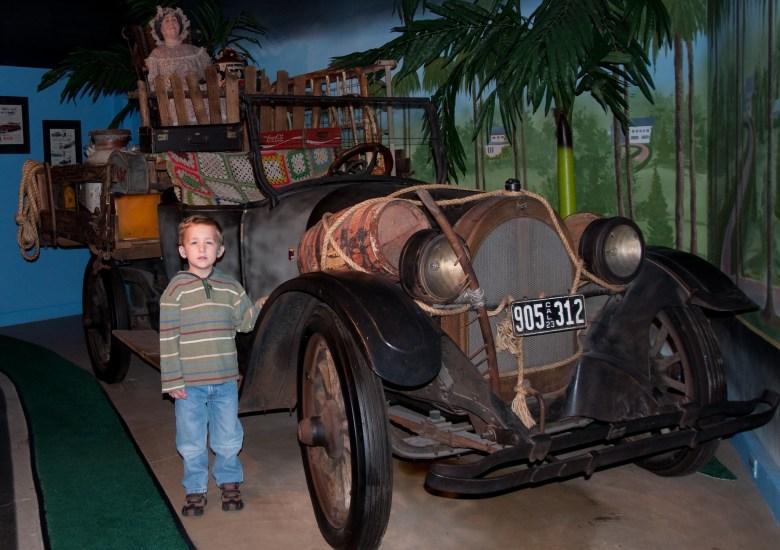 Amazing place to visit Car Museum Gatlinburg