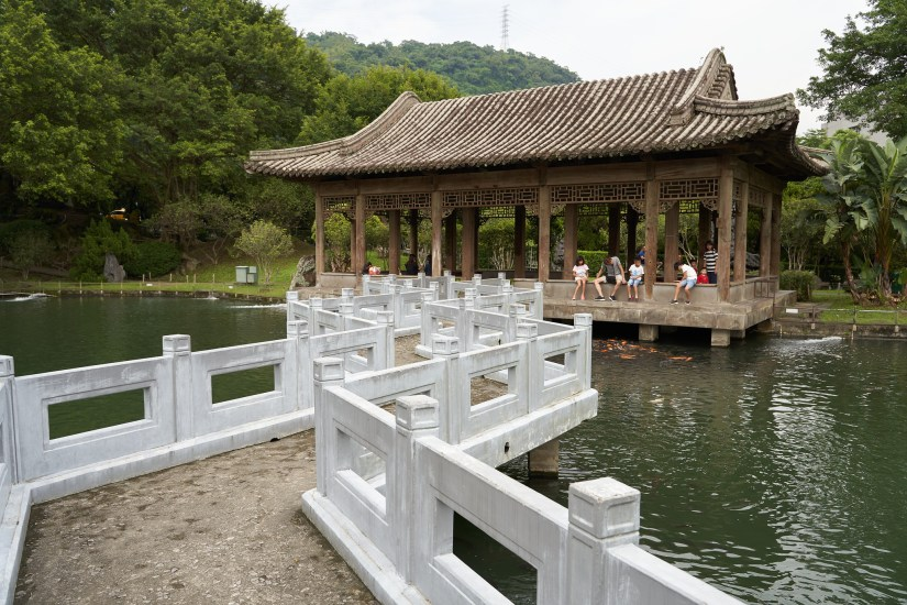 If you are interested in the history of China, this is just the place for you in Taiwan,