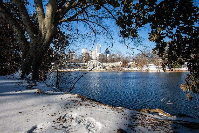 Piedmont Park & Midtown Atlanta