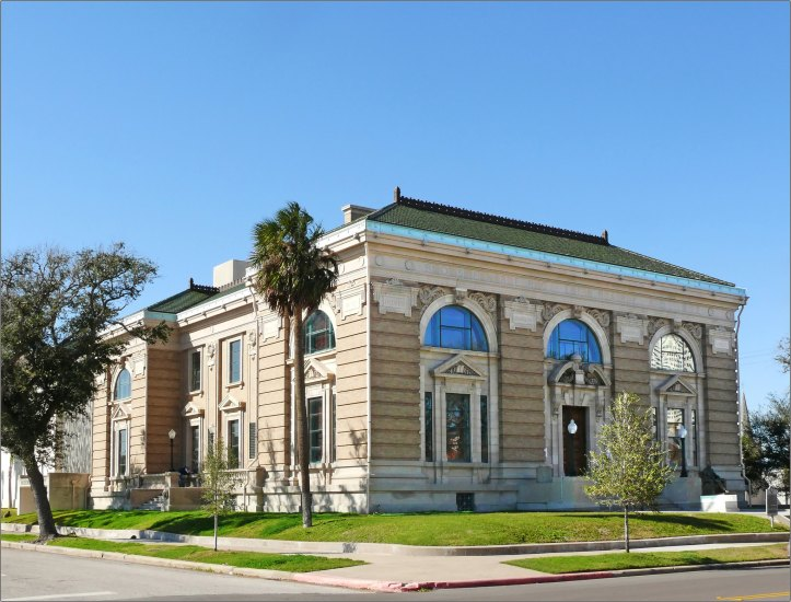 Visit Galveston's Oldest Library The Rosenberg Library