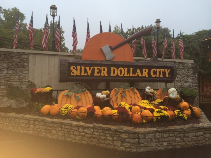 The Silver Dollar city is a huge amusement park that is one of the most famous attractions of Branson.
