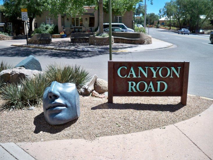 Canyon Road Santa Fe