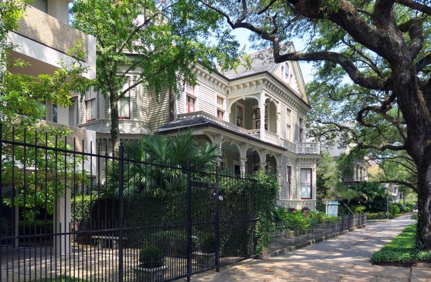 Garden District. New Orleans