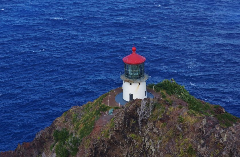 Makapu'u Lighthouse in Honolulu