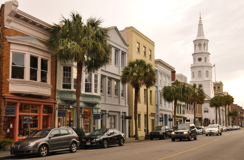 Walking Tour of Charleston