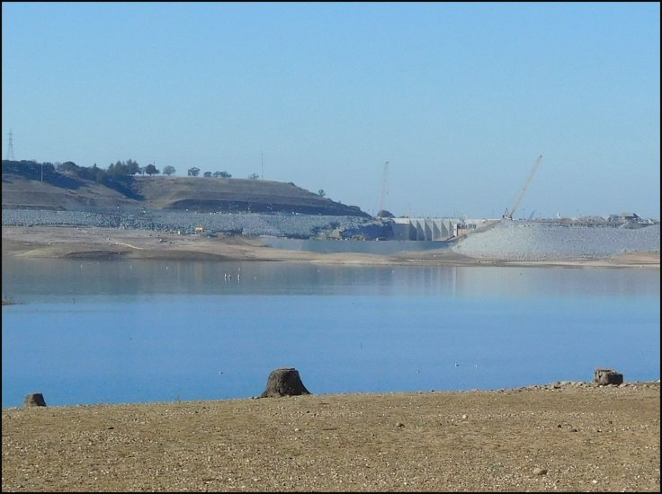 There are many other attractions around Folsom lake state recreation area.
