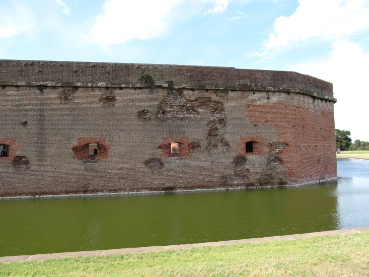 Fort Pulaski National Monument Savannah
