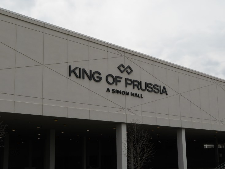 If you love to shop, there is no place like the King of Prussia Mall in Pennsylvania.