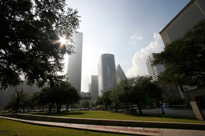 If you like spending time in public parks, you must check out Market Square Park in Downtown Houston.