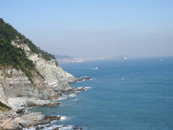 Another one of the best things to do in Busan is to spend your day at Taejongdae.