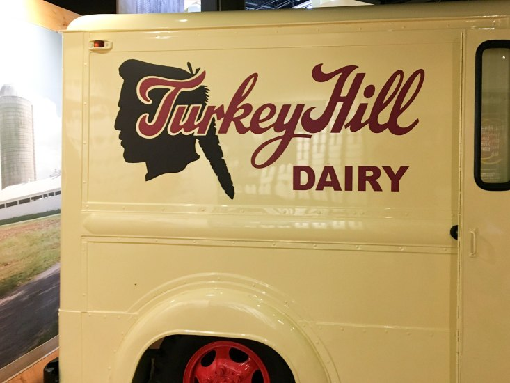 "The Turkey Hill Experience in Amish Country Pennsylvania  is more than an ice-cream parlor, and as they say it in their name, it is an ""experience""."