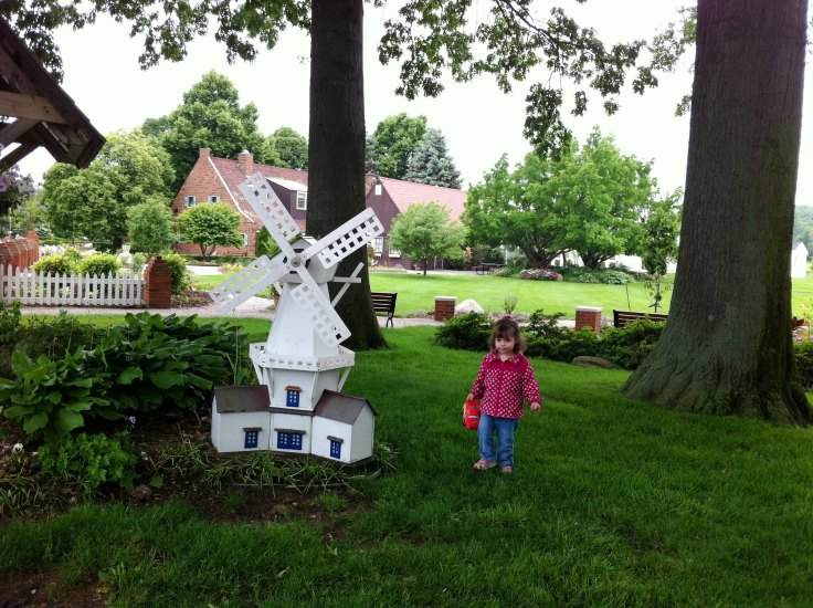 One of the best things to do in Michigan is to take a trip to Windmill Island.