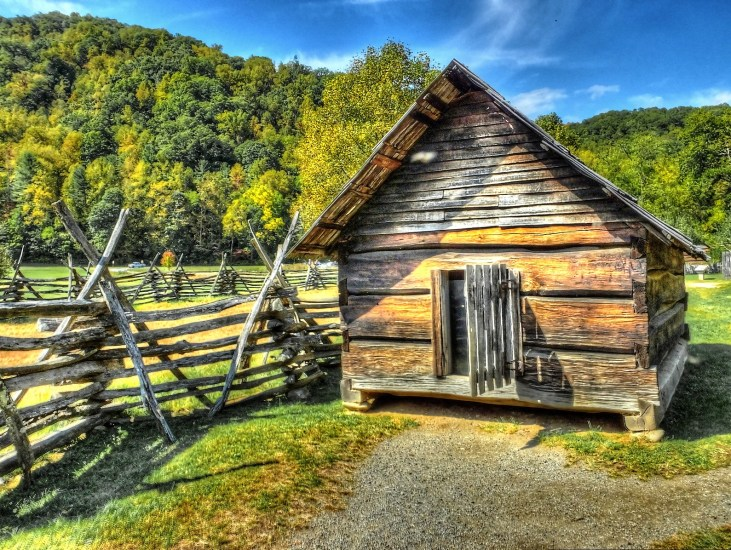 The Walker Sisters Place is a unique place to visit in the Smokies and you will surely enjoy it.