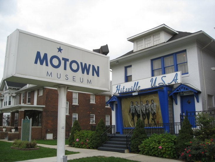 Motown Museum is one of the coolest places to visit in Detroit this weekend.