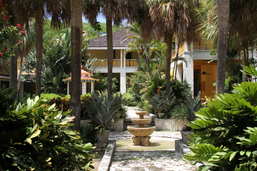 The Bonnet House is a historic home in Fort Lauderdale, Florida