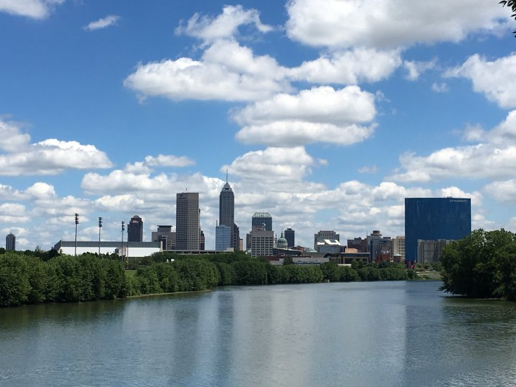 Please be sure to visit the White River State Park once you find yourself in Downtown Indianapolis