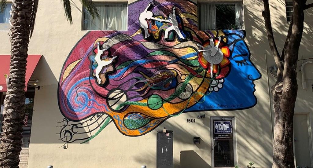 Mural Little Havana