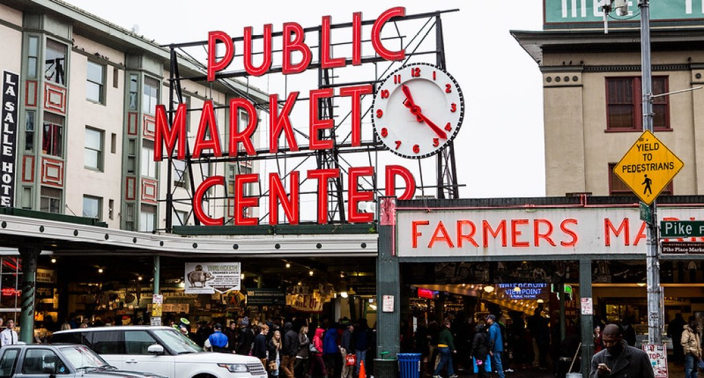 THINGS TO DO IN DOWNTOWN SEATTLE