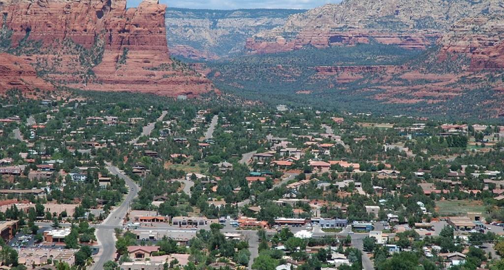 Sedona is another desert city of Arizona