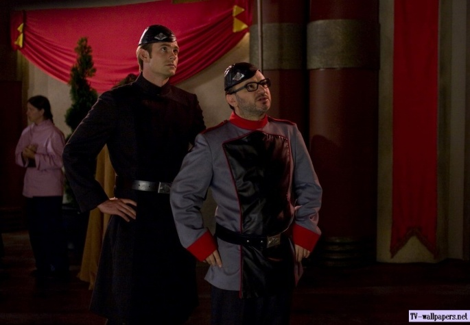 Сериал Flash Gordon - Флеш Гордон (41 обоев)