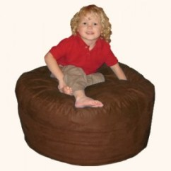What Size Bean Bag Chair Do I Need Christopher Knight Home Darvis Brown Bonded Leather Recliner Club Kids Sized Comfy Sacks Giveaway