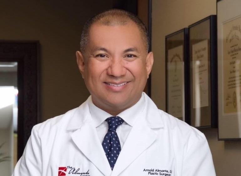 Dr. Arnold Almonte – Half Portrait