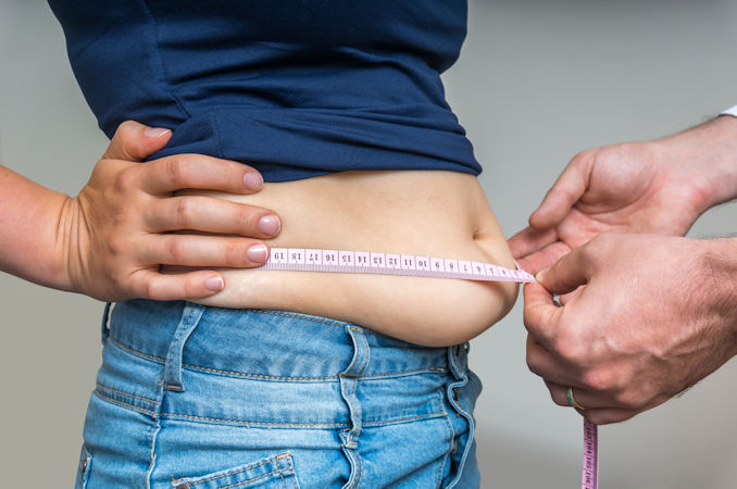 Belly Fat – web iStock-610129410
