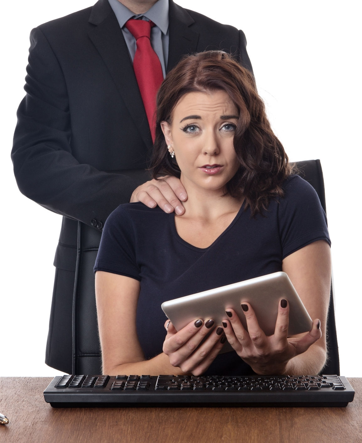 Sexual Harassment at Work-c-iStock-625313502