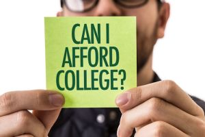 cost of college, college cost, college debt
