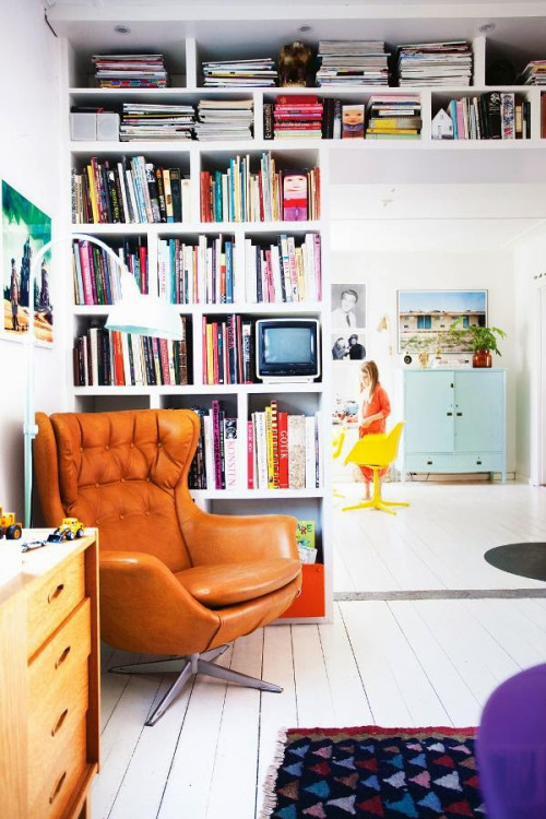 38 Fantastic Home Library Ideas For Book Lovers