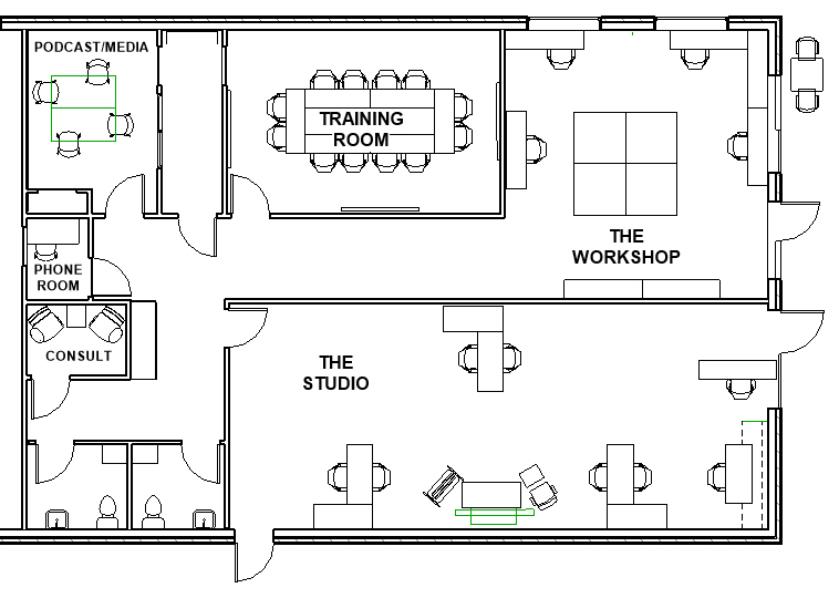 Spaces and Amenities