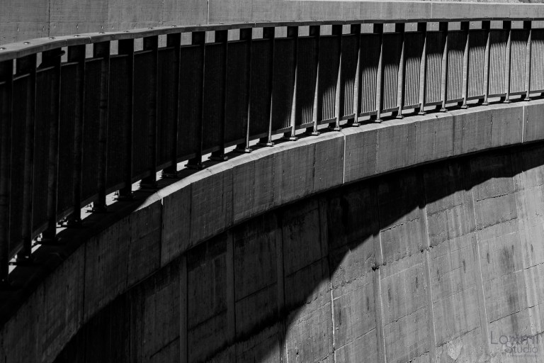 Idée de Ballade - Le Barrage d'emosson