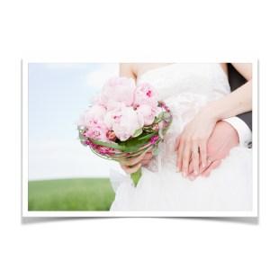 Tirages photos de mariage