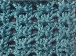 Learn To Loom Knit The Little Citter Stitch