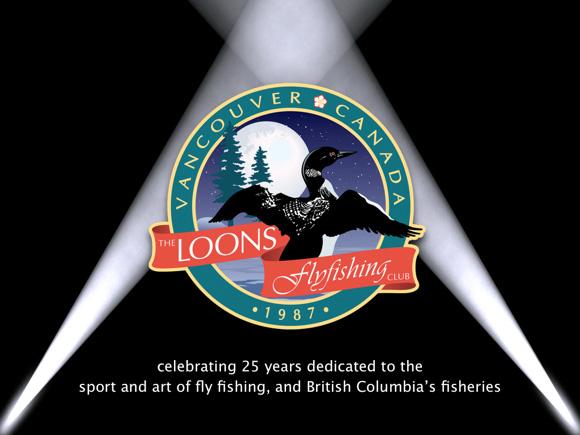 LFFC 25th Anniversary dedication :: The LOONS Flyfishing Club