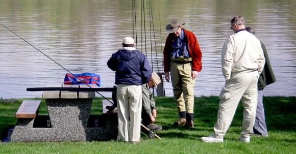 LFFC Casting Clinic 2007 :: The LOONS Flyfishing Club