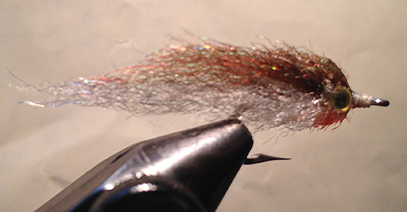 Shimmer Minnow by Chris J Wesson :: The LOONS Flyfishing Club