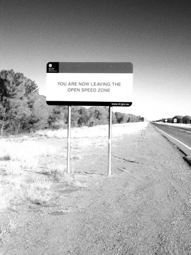 leaving-speed-zone