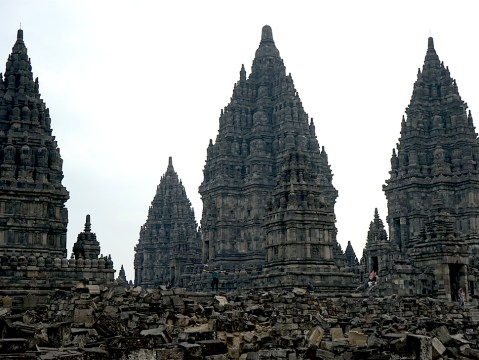 Candi Prambanan Java, is a blueprint for Javanese culture i think. its amazing to soo many connection to current india. this part is always fascination to me. How far it has influenced. i get lost.
