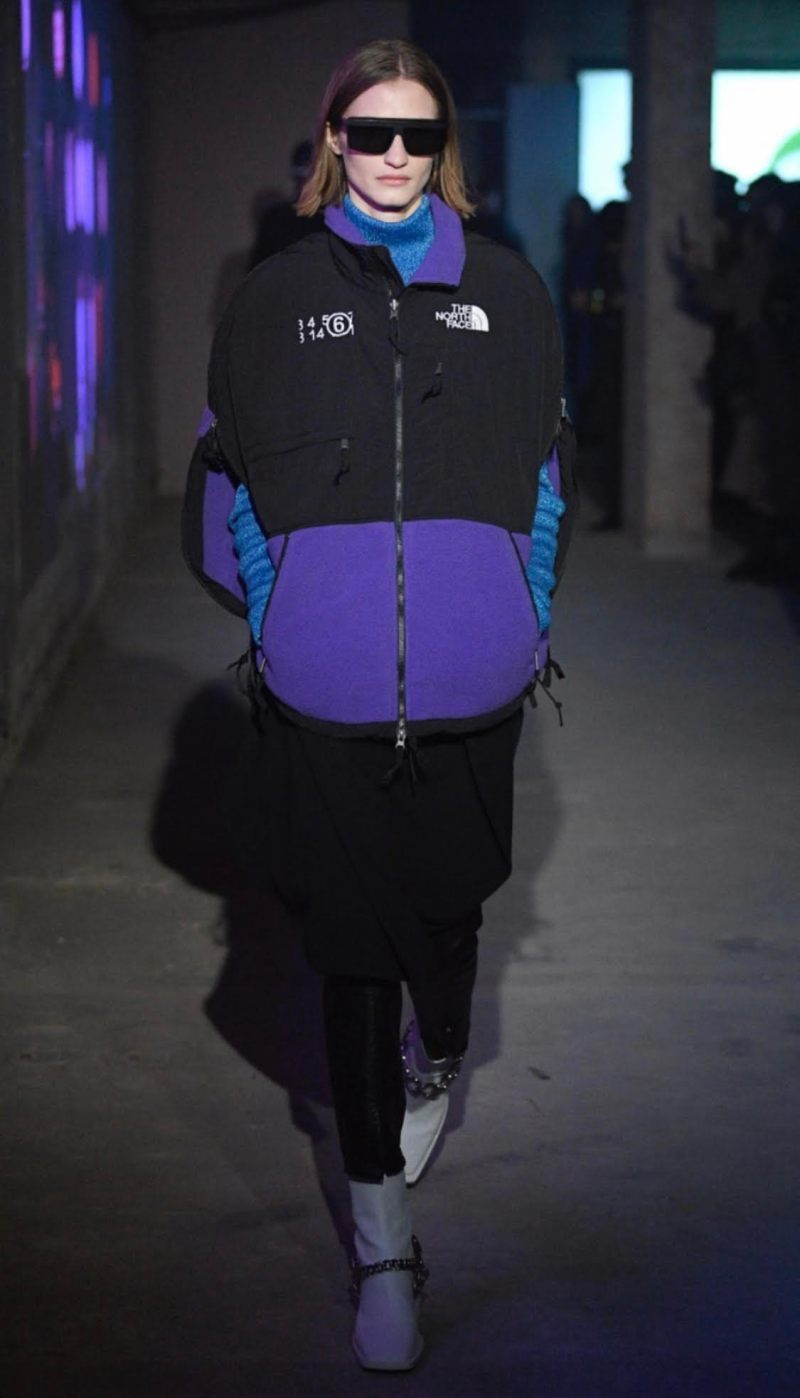 MM6×The North Face 2020AW Collection