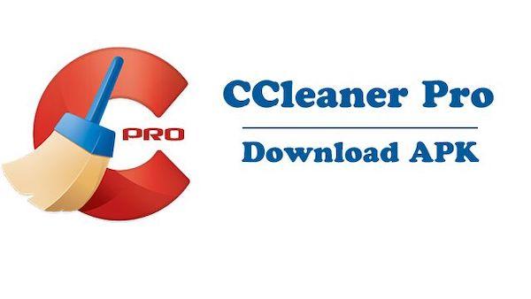 Download Aplikasi CCleaner Pro APK