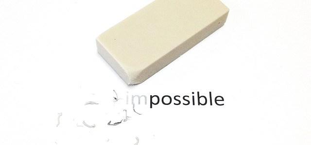 Denk in mogelijkheden