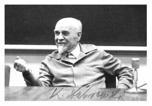 Poolse psychiater Dabrowski
