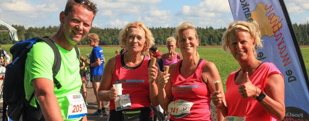 De Marathon waar je altijd aankomt... LFPMD