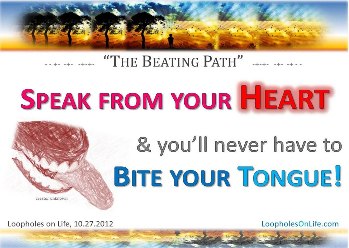 Be Inspired: Take the BEATING Path!