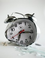 break the clock and break free from time's captivity.