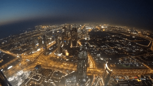 Downtown Dubai - Night